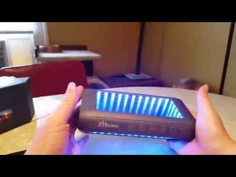 Zinsoko Prism Light Up Super Loud Bluetooth Speaker Review