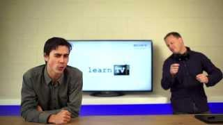 Sony LearnTV - WH-series Walkman Headphones