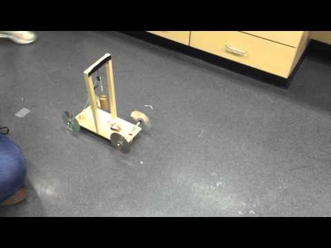 Mousetrap car physics 201