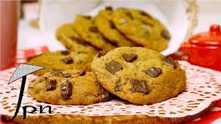 Receita de cookie super fácil