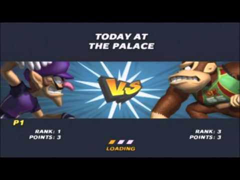 Super Mario Strikers #3 -  Flower Cup (Part 1)