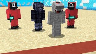Alphastein spielt SQUID GAME in Minecraft !