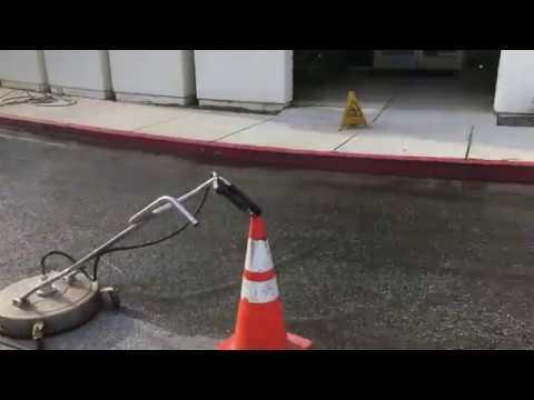 Hydraulic Fluid Spill Removal | Jetstream Power Wash - Riverside County Power Washing
