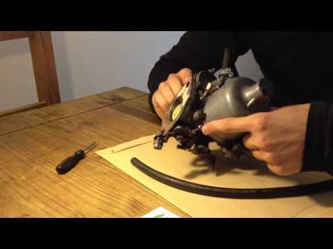 SU HS4 - Carburettor basics