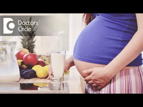 Time difference between iron supplement and dairy products during pregnancy - Dr. Teena S Thomas