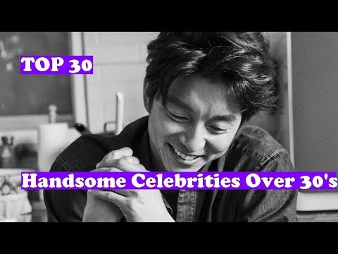 [TOP 30] Handsome Korean Idols Over 30 Years Old
