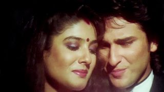 Is Tarah Aashiqui Ka - Saif Ali Khan, Raveena Tandon, Imtihaan Song 2