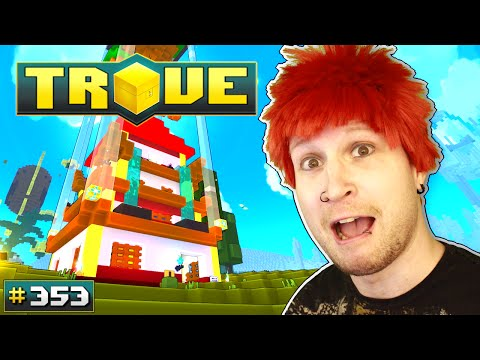 MY FIRST CORNERSTONE! ✪ Scythe Plays Trove #353