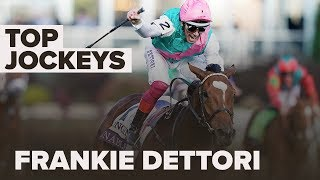 FRANKIE DETTORI: FOUR BEST EVER HORSE RACING WINS