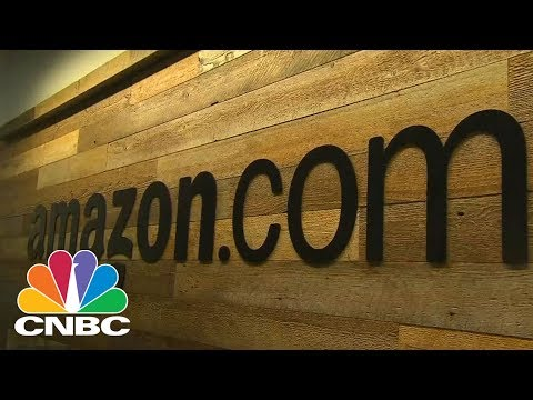 The Biggest Threat To Alphabet Isn't Apple Or Facebook — It's Amazon | Trading Nation | CNBC