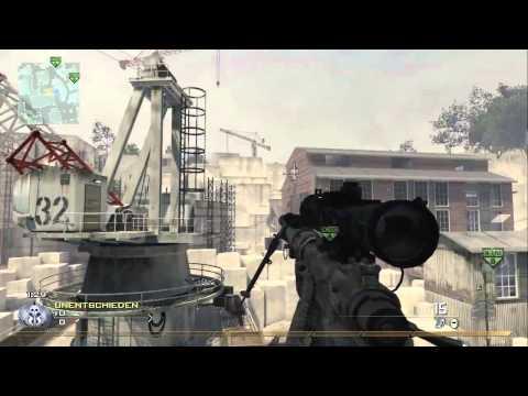 Smooth MW2 Killcam Across Quarry!
