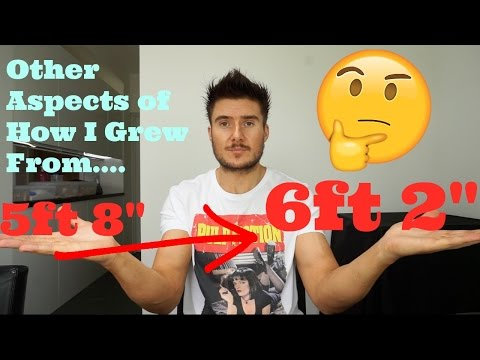 Other Aspects of How I went from 5ft 8
