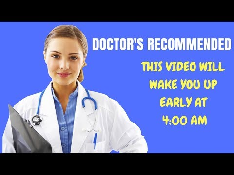 Amazing Tips How to Get up Early in the Morning | Waking up early Benefits