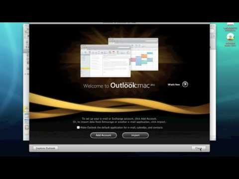 Microsoft Office 2011 for MAC - Installation & Overview