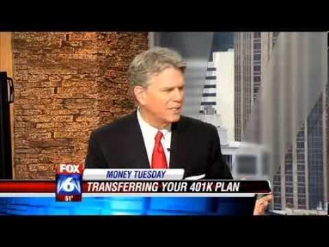 Stewart Welch, III - Transferring Your 401k