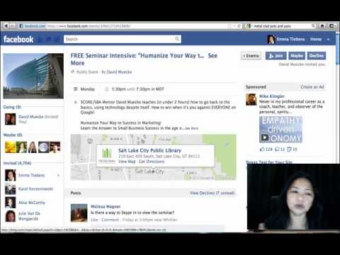 How To Remove Your Name From Facebook Events