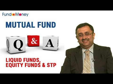 Mutual Fund Q&A, Liquid Fund, Equity Fund & STP