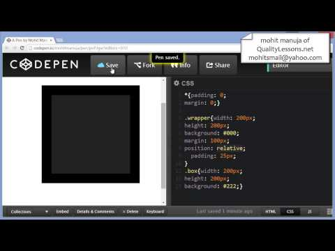 The difference between offset and position methods in JQuery