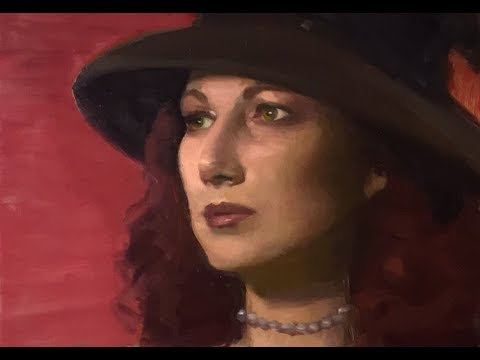 Portrait Painting Tutorial | The Classical Approach