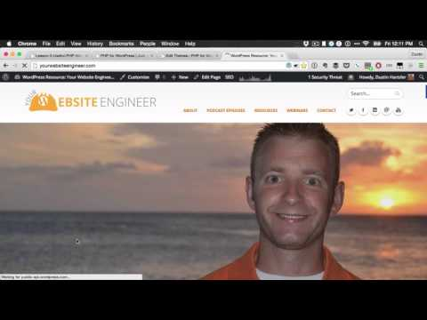 Beginner PHP for WordPress