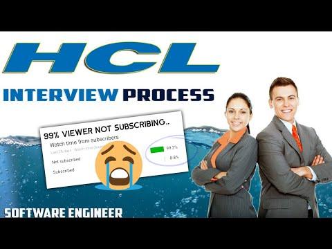Hcl Interview Process