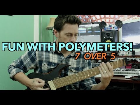 Fun with Polymeters! 7 over 5