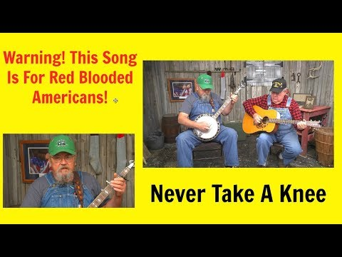 Never Take A Knee - The Moron Brothers