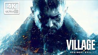 RESIDENT EVIL 8 VILLAGE All Cutscenes (Game Movie) 4K 60FPS Ultra HD