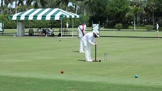 Croquet(gc-2s): Rothman V Trimmer - Innovations 2019