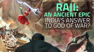 Raji: An Ancient Epic - India's Answer to God of War?