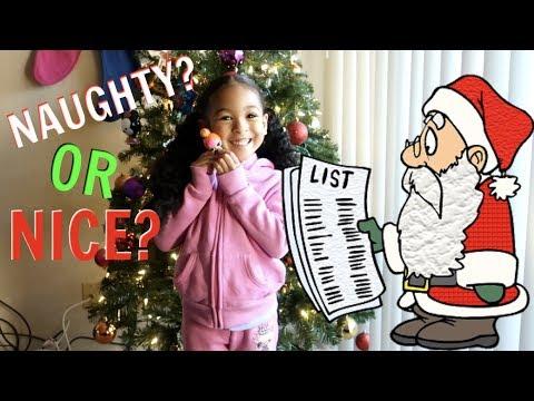 CHRISTMAS SANTA LIST!!! What I Want For CHRISTMAS!!!