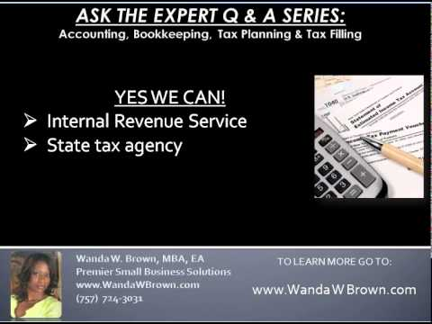 How To Obtain a TAX ID Number