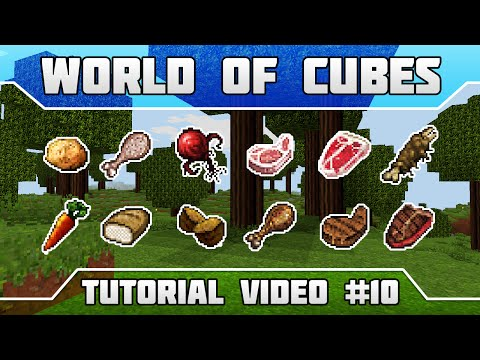 WoC Tutorials: Food Overview (Part 1: Carrot)
