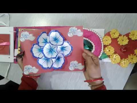 Handmade Card for Dear Husband by Srashti