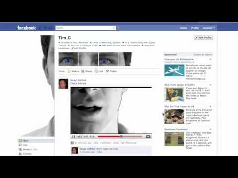 Sick New Facebook Layout Customization