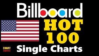 Billboard Hot 100 Single Charts (USA)   Top 100   February 24, 2018   ChartExpress