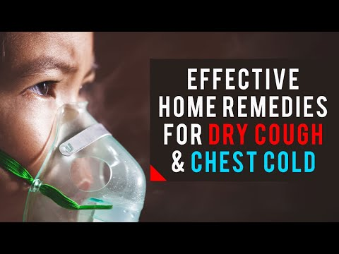 8 Natural Home Remedies for Dry Cough during night