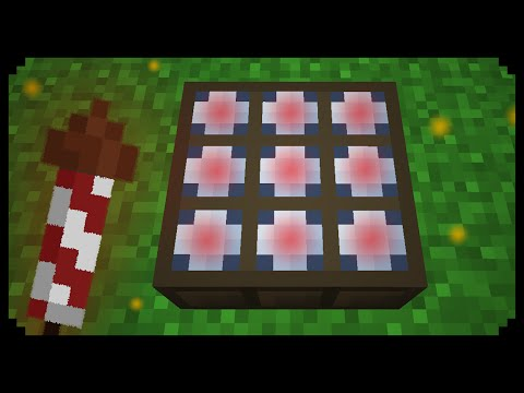 ✔ Minecraft: How to make a Firework Battery