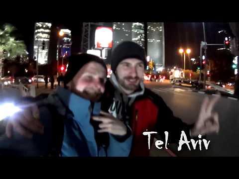 Izrael stopom [Eilat-Jeruzalem-TelAviv]
