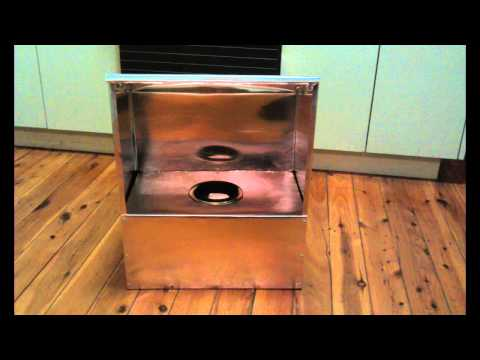 Ethanol/alcohol heater