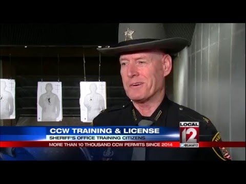 Hamilton Co. Sheriff's Office meets rising demand for CCW training, licenses