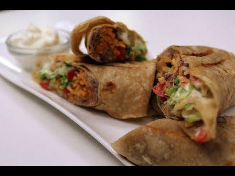 Jain Mexican Burrito | Sanjeev Kapoor Khazana