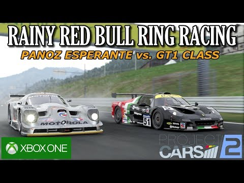 Project Cars 2 | RAINY RED BULL RING RACING | Xbox One | Early Access