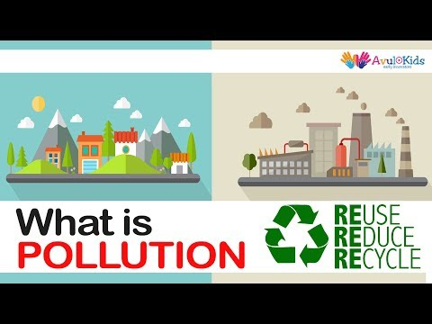 What is pollution for kids | BeatPlasticpollution|World Environment day