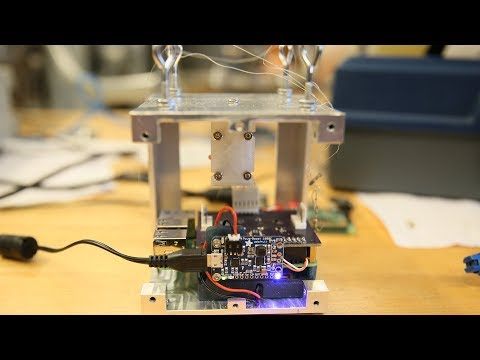 CubeSat Micropropulsion System Uses Water as Propellant