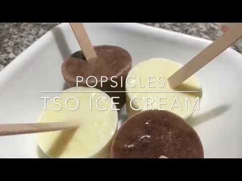 POPSICLES ( TSO ICE CREAM )