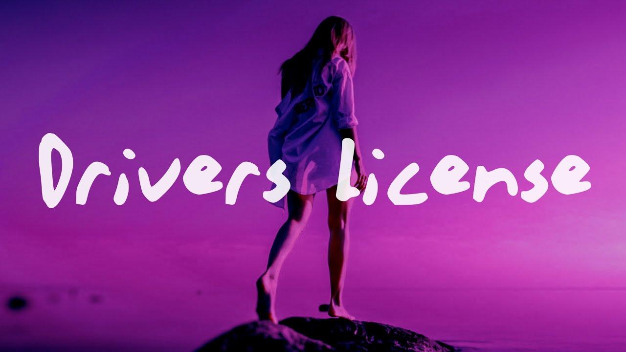 Olivia Rodrigo – drivers license