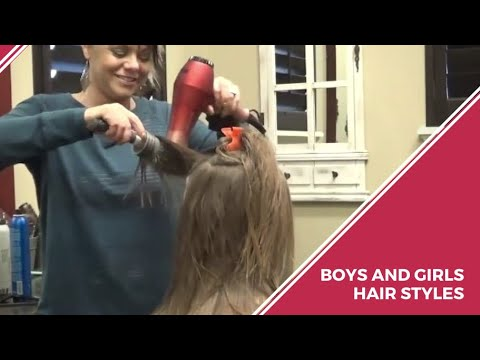 Cutting Long Hairstyles Straight Across (More Difficult Than You Think)