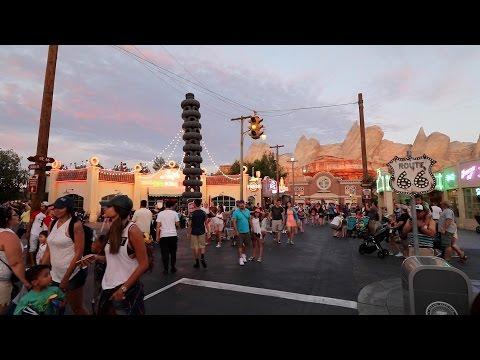 Disney's Route 66 Simulator