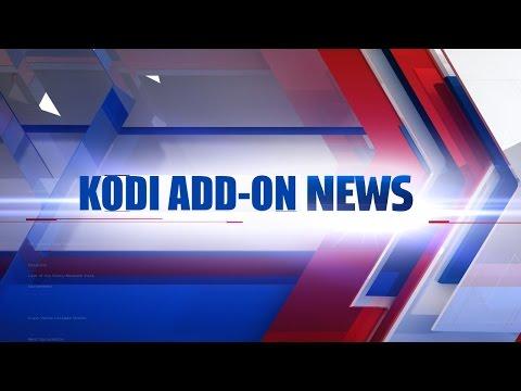 KODI ADD ON NEWS